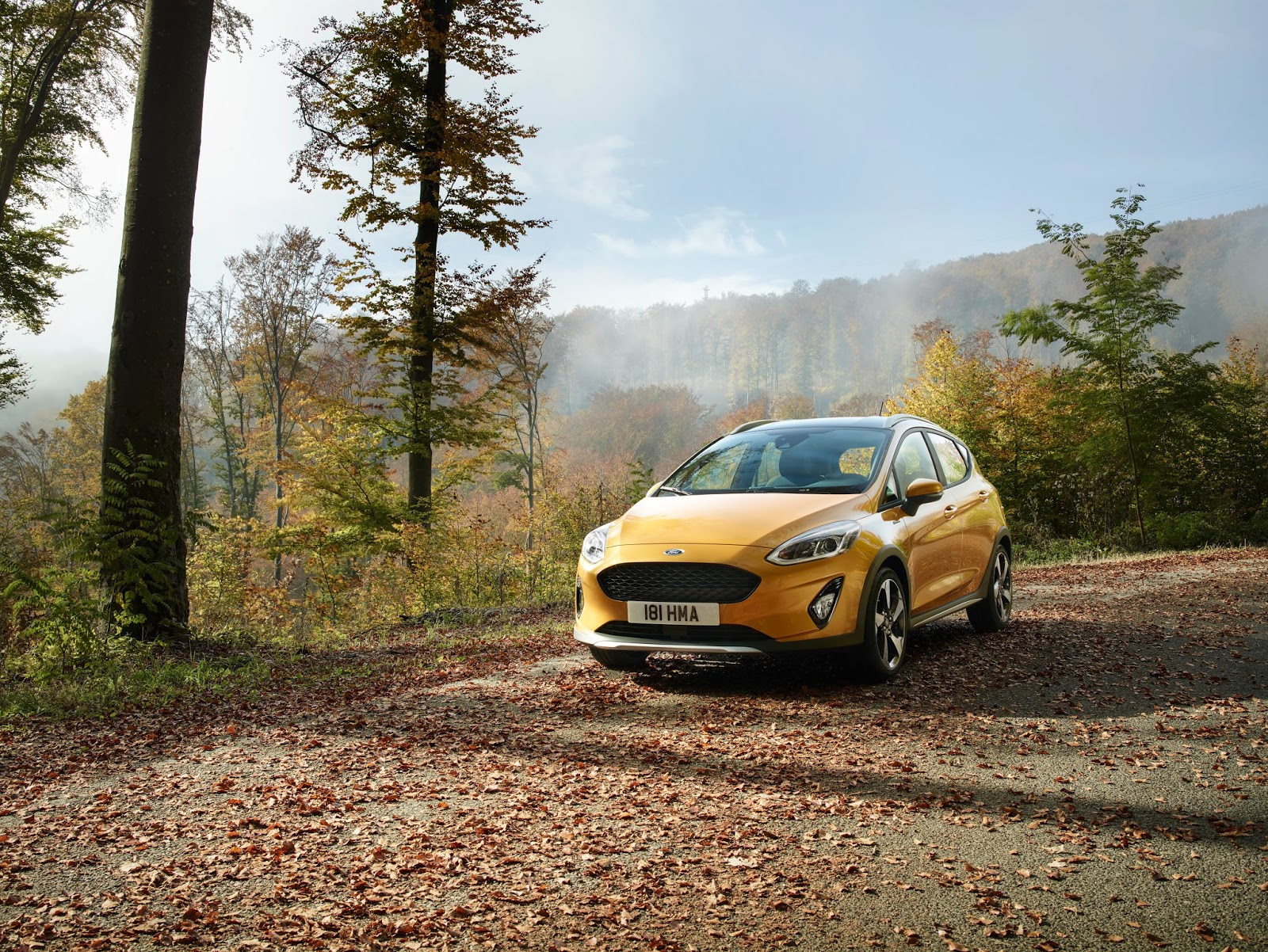 FORD FIESTA2016 ACTIVE 34 FRONT BEAUTY 02 Τα πρώτα Ford Fiesta έρχονται στην Ελλάδα, με τιμή από 12.990€