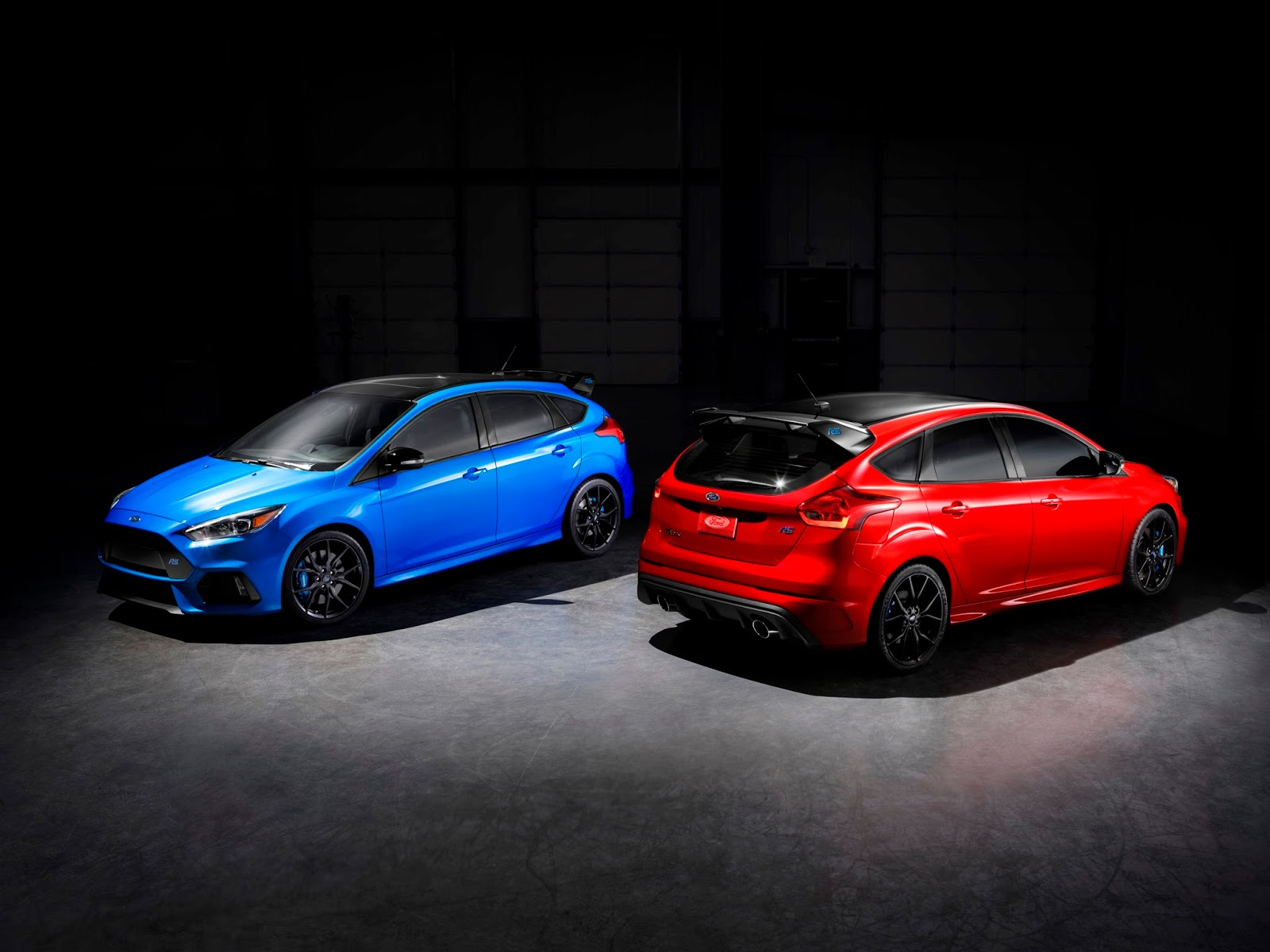 North America Image 1 Ford Focus RS Option Pack Edition : Το τέλειο βελτιώθηκε!