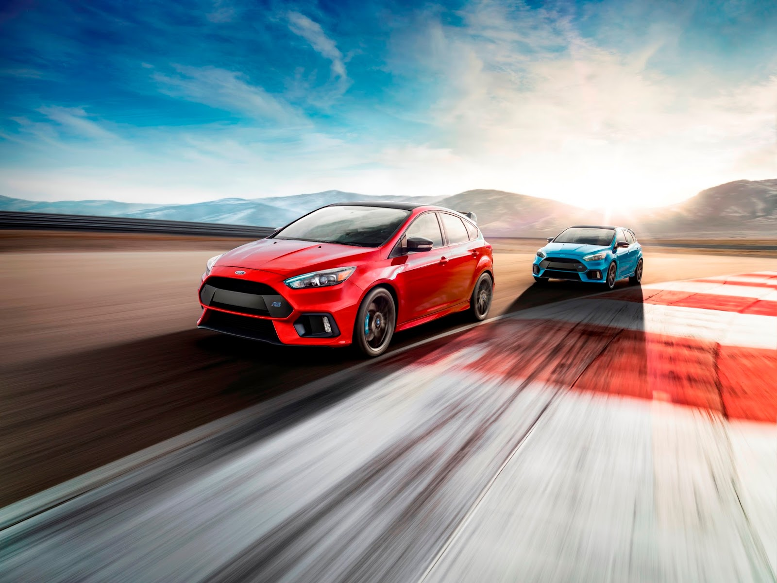 North America Image 2 Ford Focus RS Option Pack Edition : Το τέλειο βελτιώθηκε!