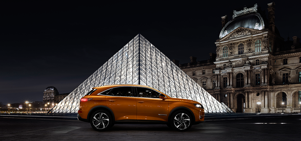 DS2B72BCrossback Η ΔΕΘ κινείται με DS 7 Crossback!
