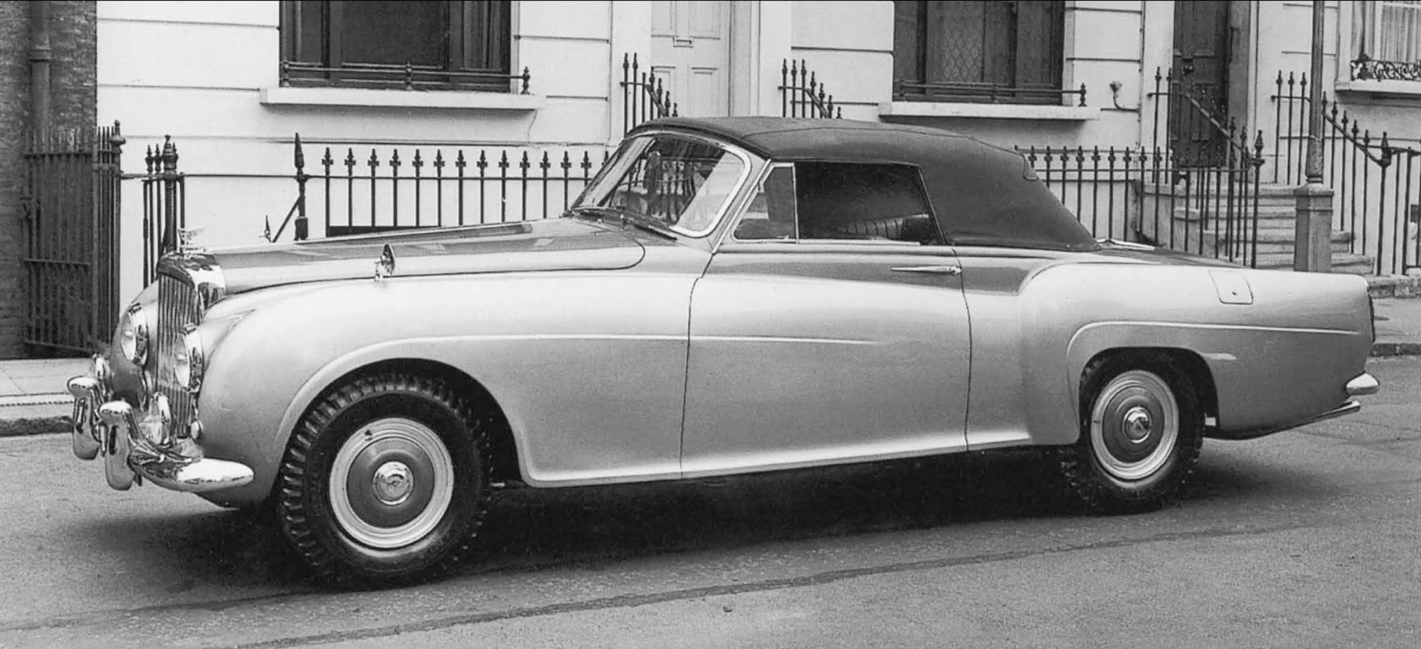 19542BChaprin bodied2BBentley2BR Type2BContinental2BDrophead2BCoupe 11 σταθμοί στην 100χρονη πορεία της Bentley