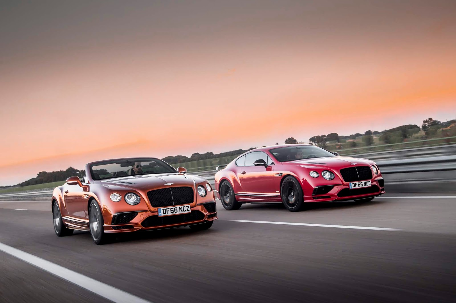 Coupe and Convertible 002 11 σταθμοί στην 100χρονη πορεία της Bentley