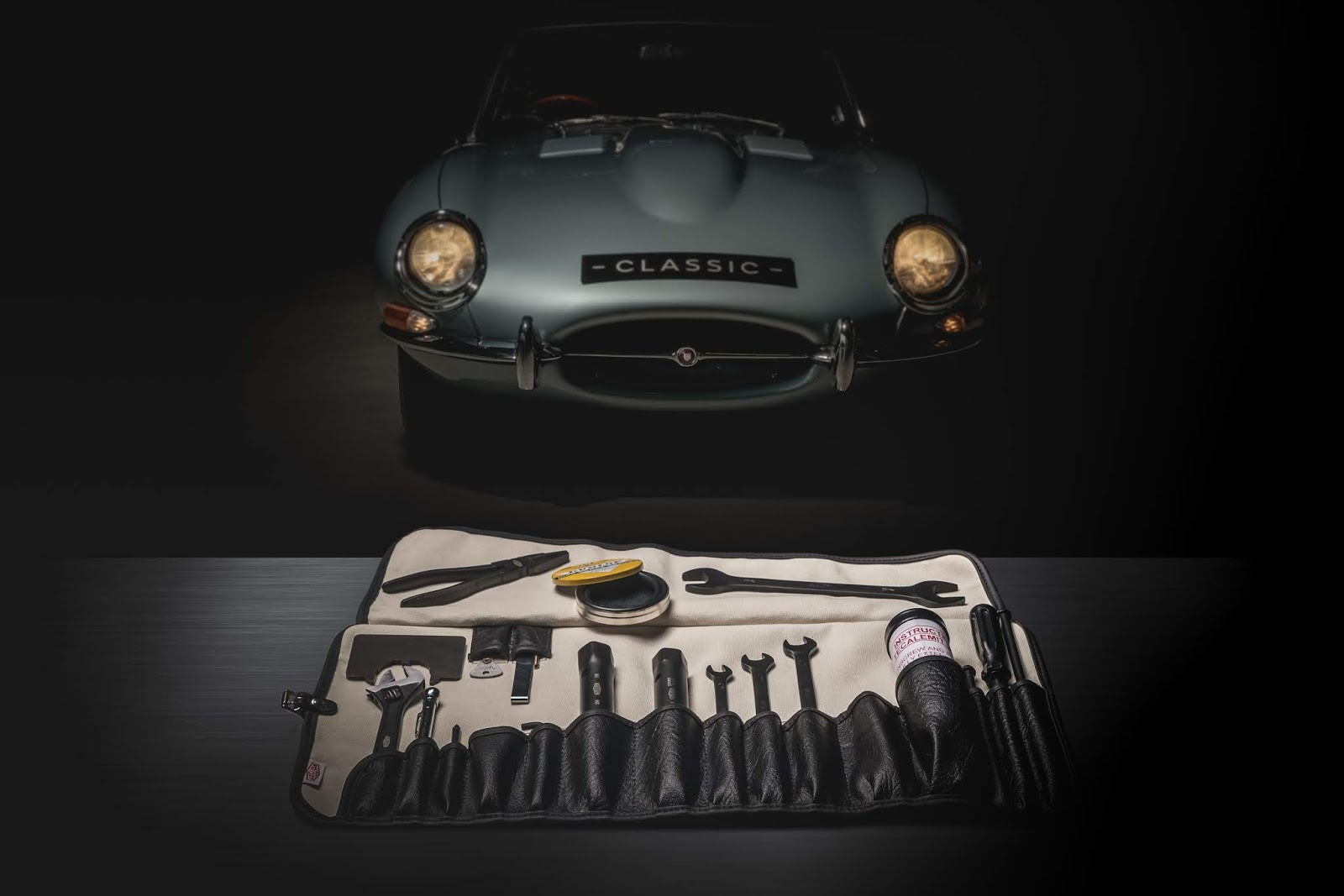 J Classic E typeToolkit Release 081019 01 1 Toolkit για την Jaguar E-Type, made in 2019