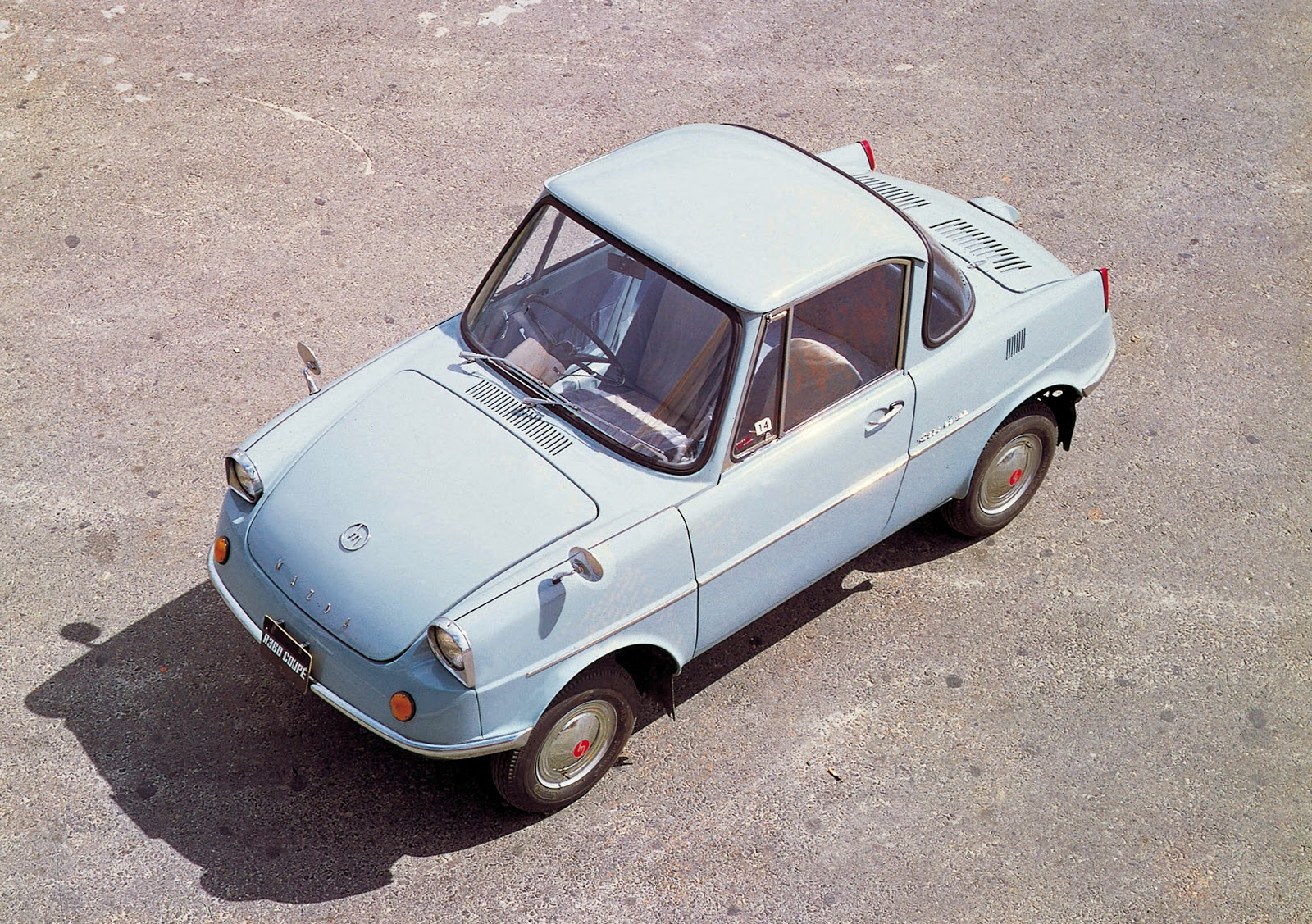 R360 Coupe 1960 hires hires 60 χρόνια εμβληματικών coupe απο τη Mazda